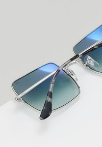 Ray-Ban - SQUARE - Sunglasses - silver-coloured - 4
