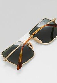 Ray-Ban - SQUARE - Occhiali da sole - gold-coloured - 4