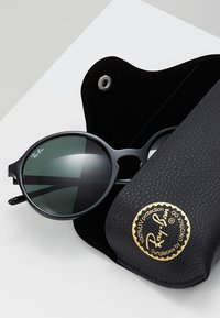 Ray-Ban - Occhiali da sole - black/green - 2
