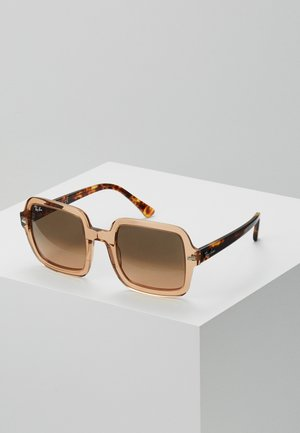 Sunglasses - transparent/light pink