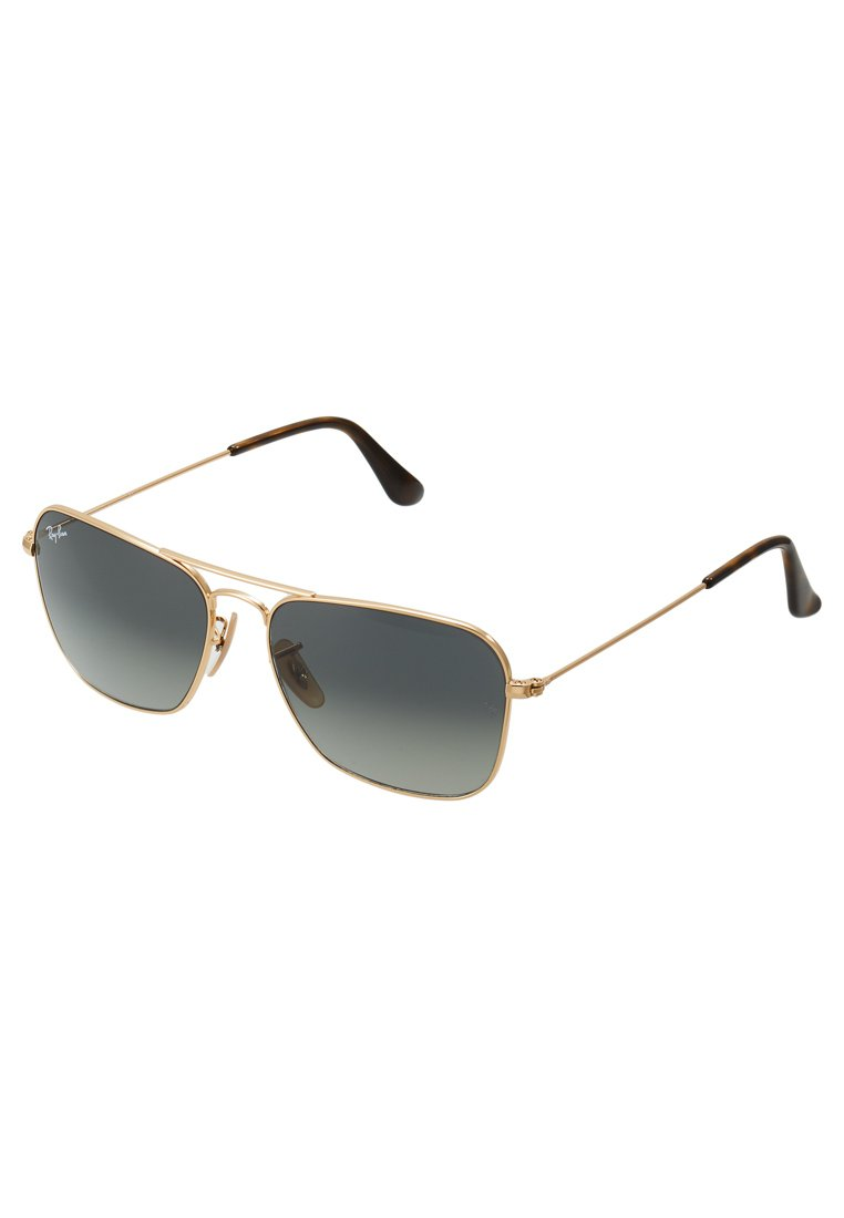 CARAVAN Sonnenbrille gold light greygradient dark grey