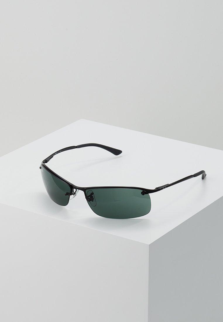 Ray-Ban - TOP BAR - Sonnenbrille - black green