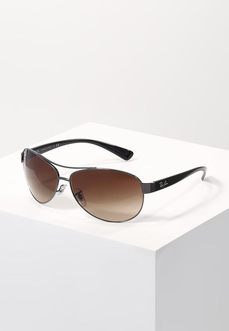 Ray-Ban - Sonnenbrille - gunmetal/brown gradient