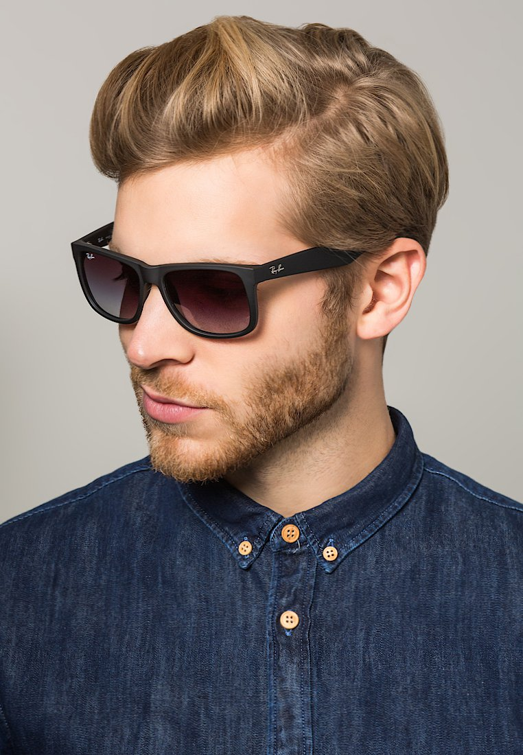 Ray-Ban - JUSTIN - Sunglasses - schwarz