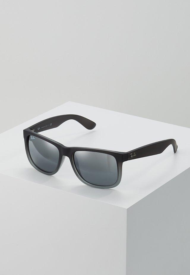 JUSTIN - Sunglasses - grey silver mirror