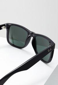 Ray-Ban - JUSTIN - Okulary przeciwsłoneczne - green/black - 2