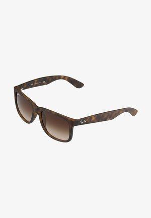 JUSTIN - Sluneční brýle - dark brown