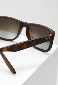 Ray-Ban - JUSTIN - Solbriller - polar brown/ havana - 2