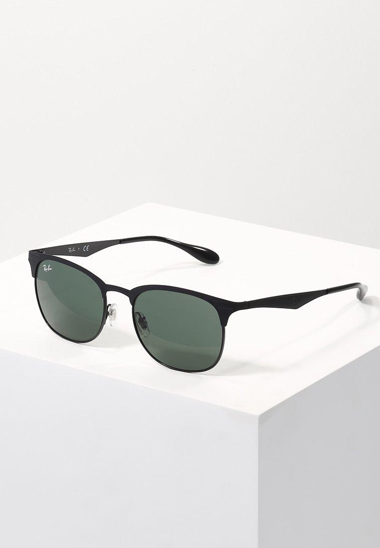 Ray-Ban - Okulary przeciwsłoneczne - black/dark green