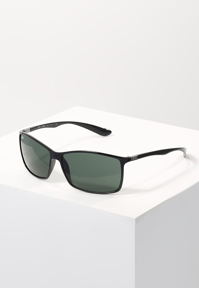 Solbriller - black/green