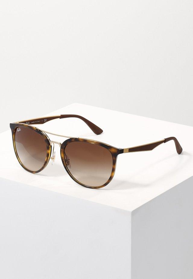 Solglasögon - havana/brown gradient
