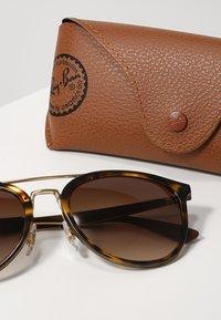 Ray-Ban - Occhiali da sole - havana/brown gradient - 3