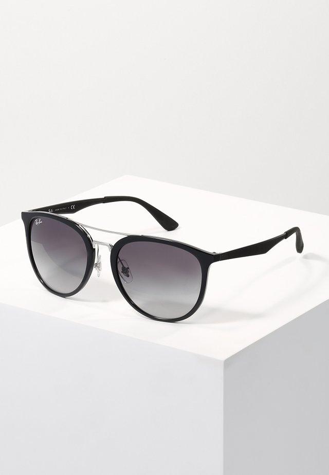 Sonnenbrille - black/grey gradient