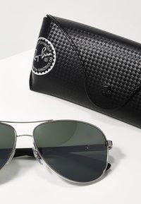 Ray-Ban - Okulary przeciwsłoneczne - silver/crystal grey mirror - 3