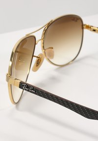 Ray-Ban - Solbriller - gold/crystal brown gradient - 2