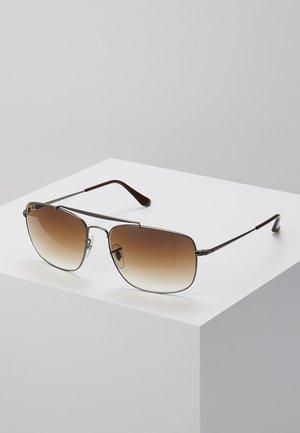 THE COLONEL - Sluneční brýle - gunmetal