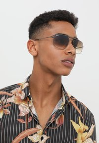 Ray-Ban - THE COLONEL - Solbriller - gunmetal - 1
