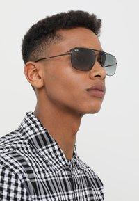 Ray-Ban - THE COLONEL - Okulary przeciwsłoneczne - black - 1