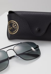 Ray-Ban - THE COLONEL - Okulary przeciwsłoneczne - black - 3