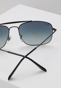 Ray-Ban - THE COLONEL - Okulary przeciwsłoneczne - black - 2