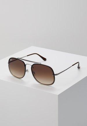 Okulary przeciwsłoneczne - gunmetal