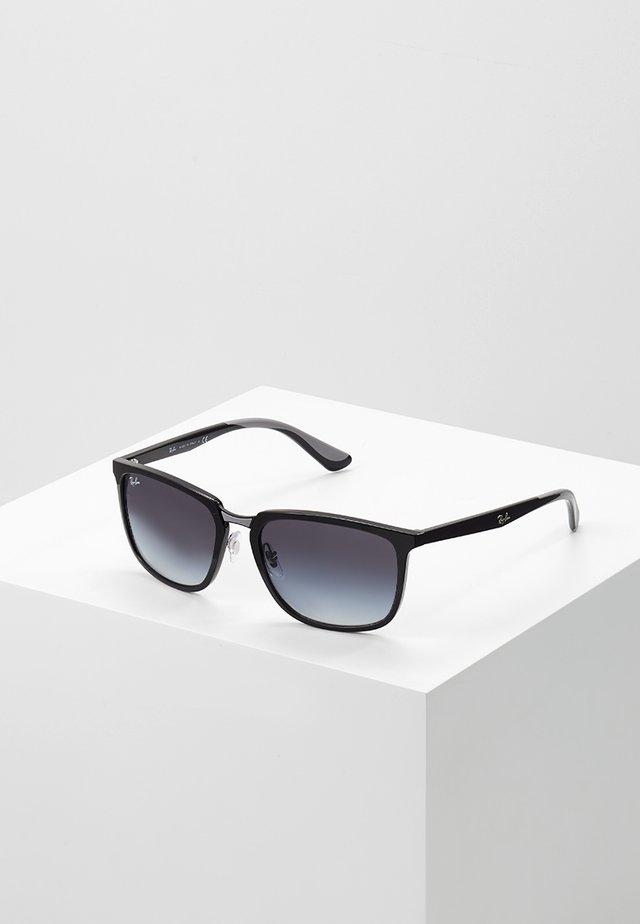 Solglasögon - black/gray gradient
