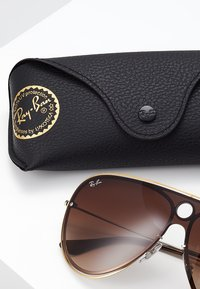 Ray-Ban - Solbriller - silver-coloured/gold-coloured/brown gradient - 3
