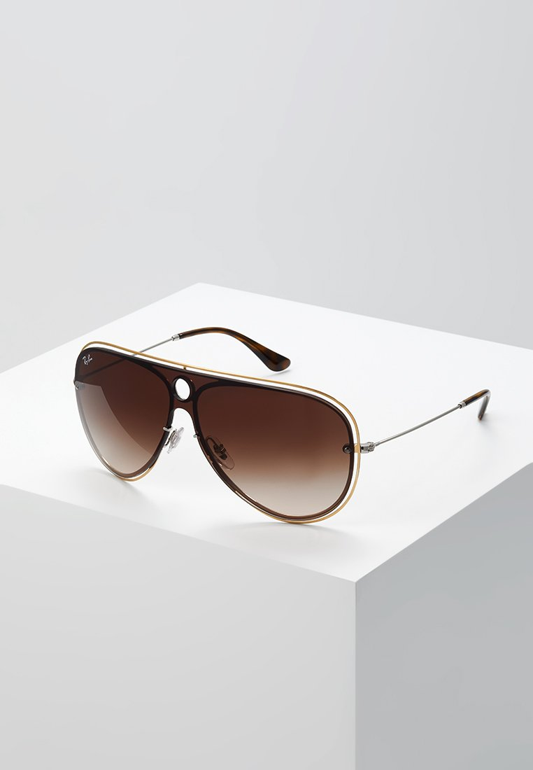 Ray-Ban - Solbriller - silver-coloured/gold-coloured/brown gradient