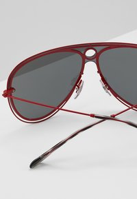 Ray-Ban - Solbriller - red/silver-colured/grey mirror - 4