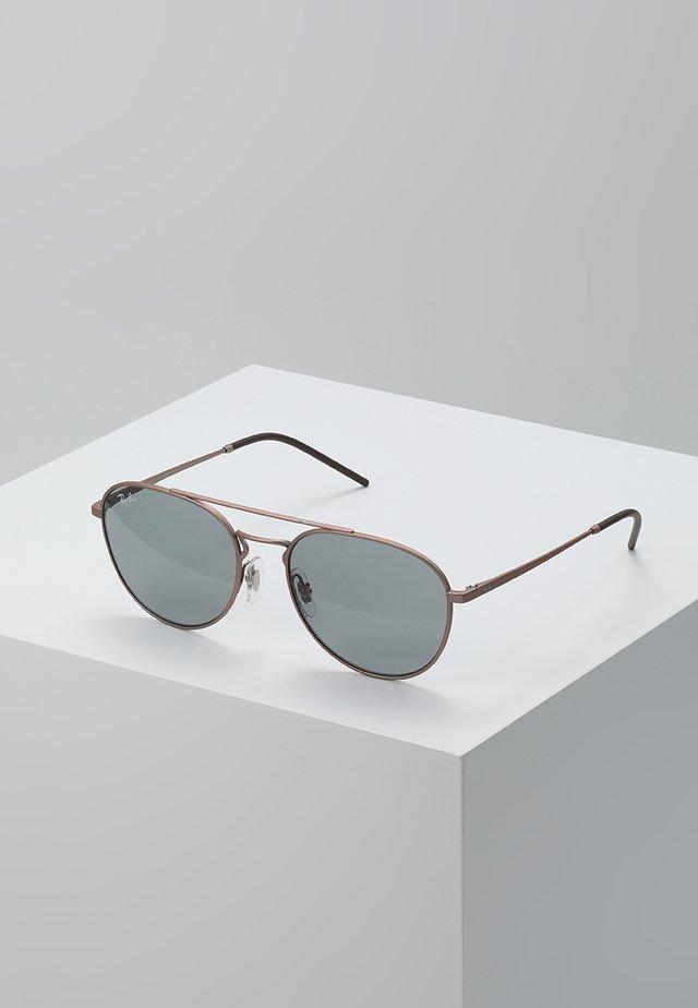 Sluneční brýle - copper-coloured