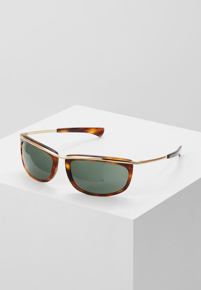 OLYMPIAN - Sunglasses - havana