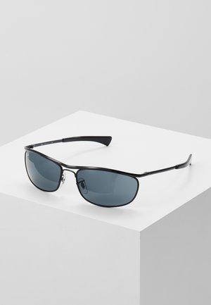 OLYMPIAN DELUXE - Okulary przeciwsłoneczne - black