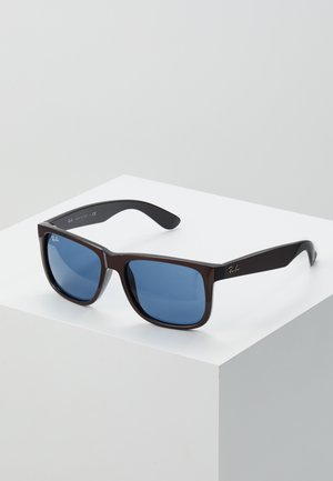 JUSTIN - Sonnenbrille - brown metallic
