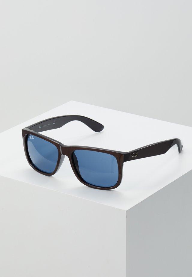 JUSTIN - Solglasögon - brown metallic