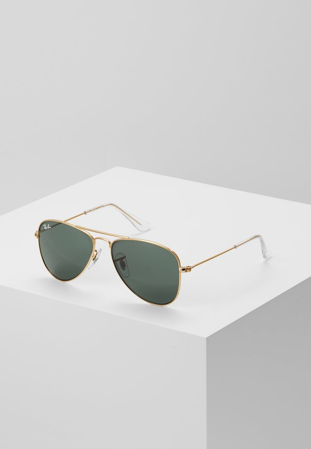 JUNIOR AVIATOR - Sunglasses - gold-coloured
