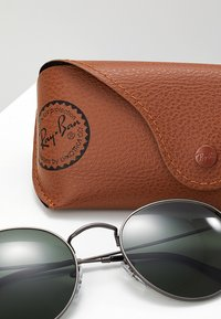 Ray-Ban - ROUND - Sonnenbrille - gunmetal/crystal green - 3