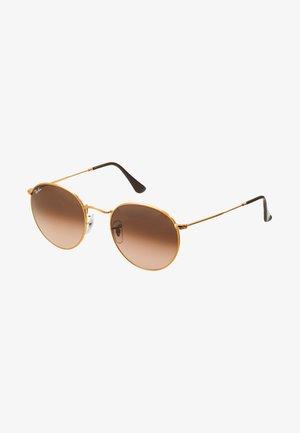 ROUND - Sunglasses - bronze/copper