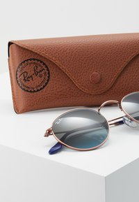 Ray-Ban - ROUND - Solbriller - blue gradient brown - 3