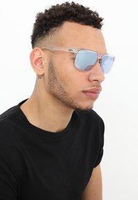 Ray-Ban - Solglasögon - blue flash/silver-coloured - 1