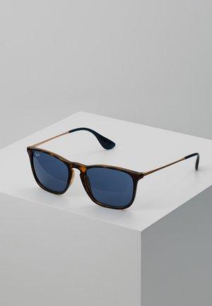 CHRIS - Okulary przeciwsłoneczne - black/blue
