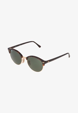 CLUBROUND - Sonnenbrille - brown/green