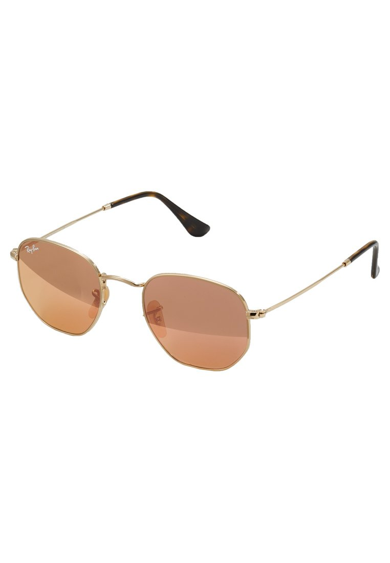Ray-ban Solglasögon - Gold-coloured