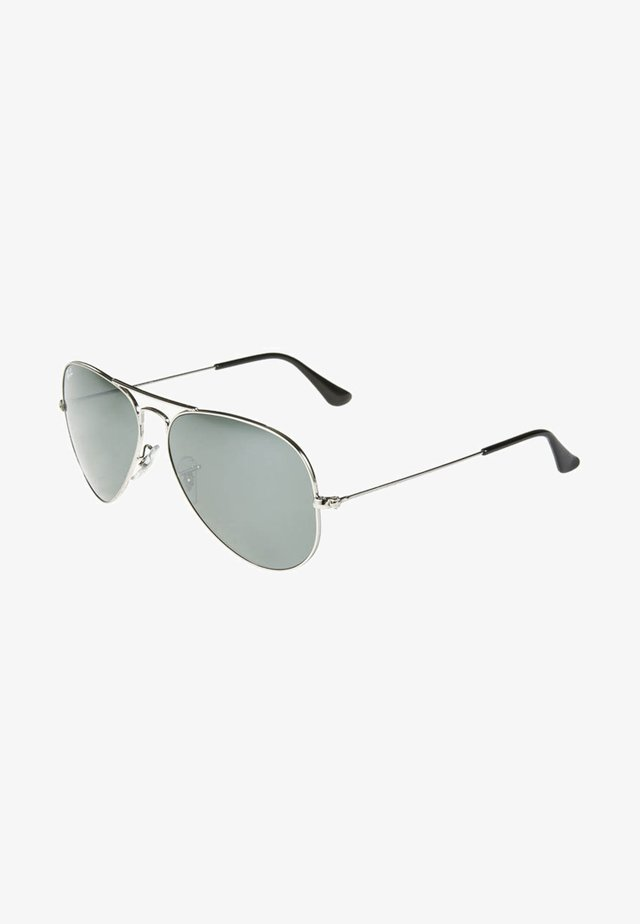 AVIATOR - Gafas de sol - silver-coloured