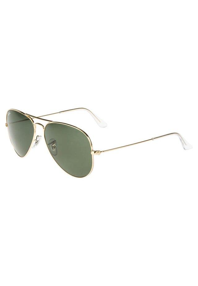 AVIATOR - Sonnenbrille - goldfarben