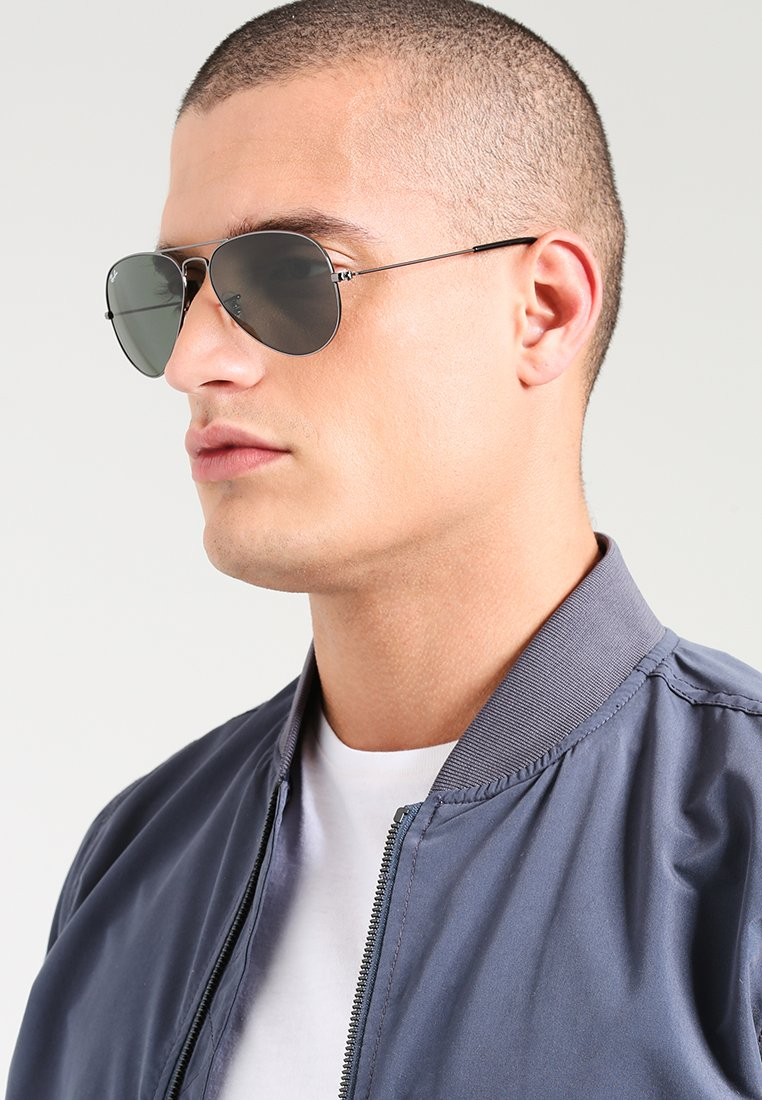 Ray-Ban - AVIATOR - Sonnenbrille - anthracite