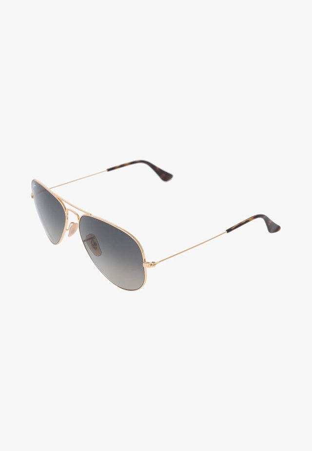 AVIATOR - Gafas de sol - gold-coloured