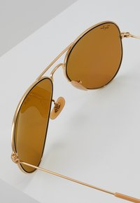 Ray-Ban - AVIATOR - Solbriller - gold-coloured/photo brown - 2
