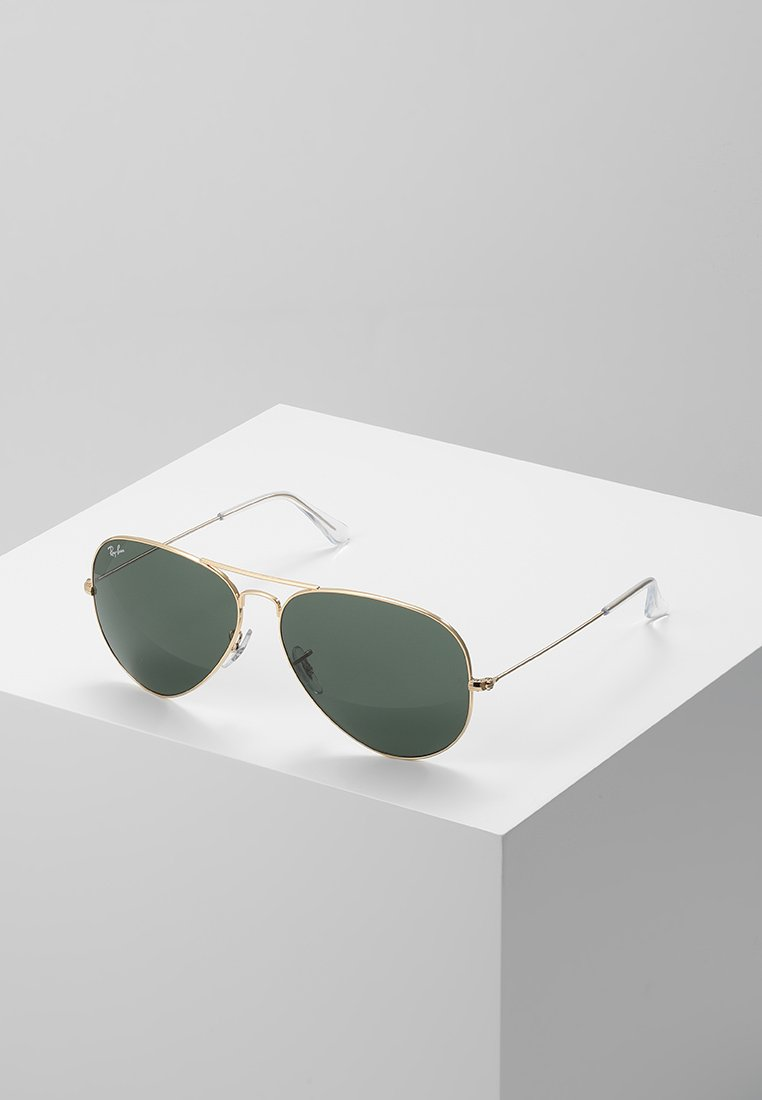 Ray-Ban - AVIATOR - Sunglasses - gold-coloured