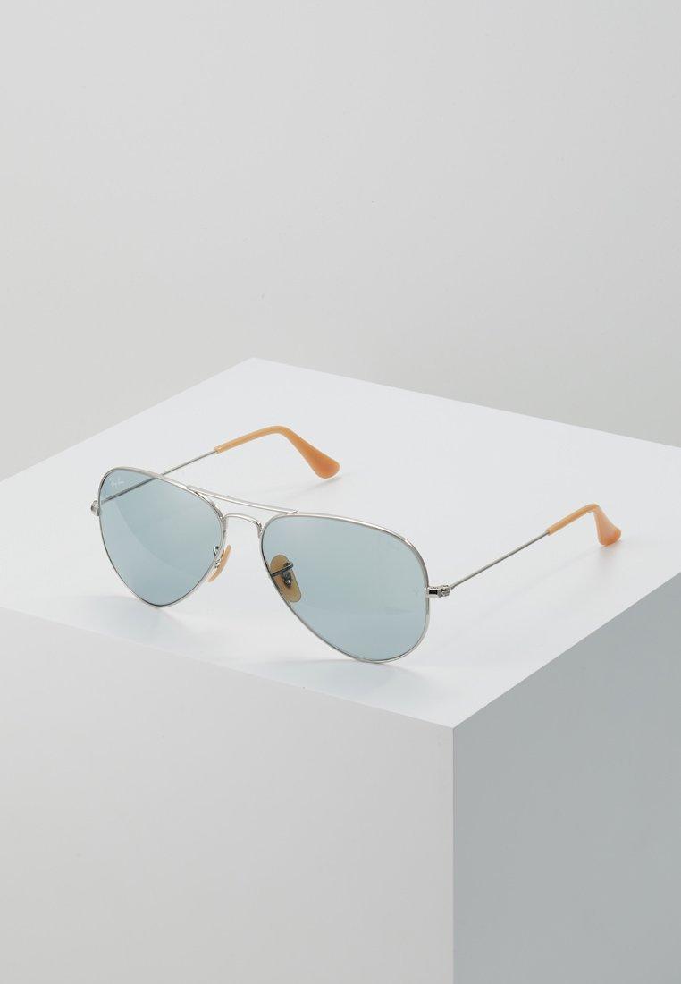Ray-Ban - AVIATOR - Sunglasses - photo blue
