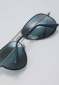 Ray-Ban - AVIATOR - Occhiali da sole - copper/dark blue - 5